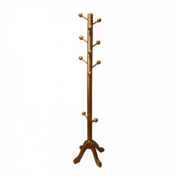 Cabideiro Vertical - Dourado -Tommy Design