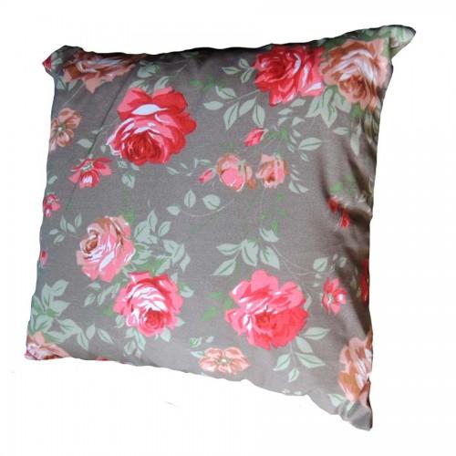 Almofada Decorativa Floreada - Tommy Design