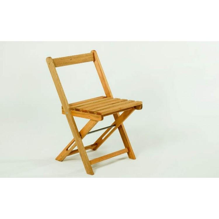 Cadeira Dobravél - Tommy Design