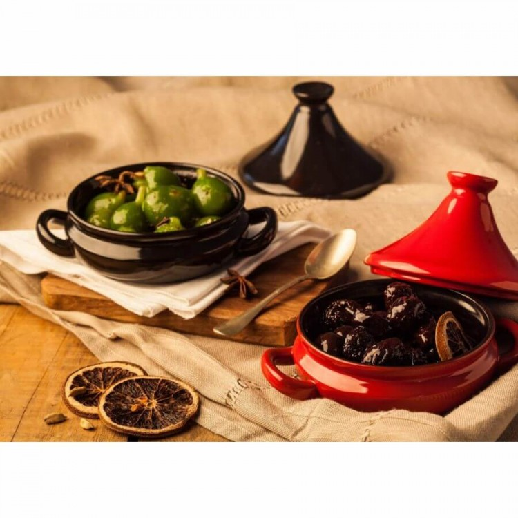 Tagine  Terrine 24cm  1800ml-  Chocolate - Tommy Design