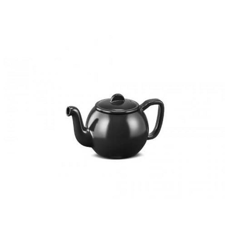 Bule de Chá 900Ml - Preto - Ceraflame - Tommy Design