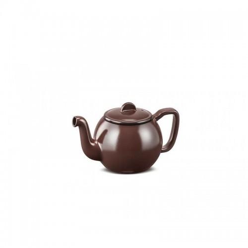 Bule de Chá 900Ml - Chocolate - Ceraflame - Tommy Design