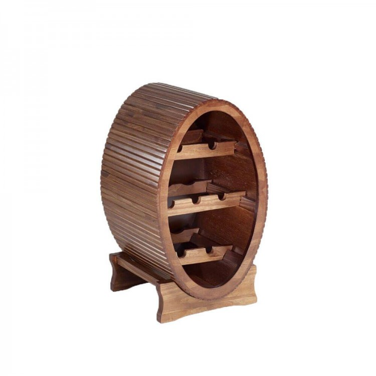 Adega Porto Pequena - Barril Oval - Tommy Design