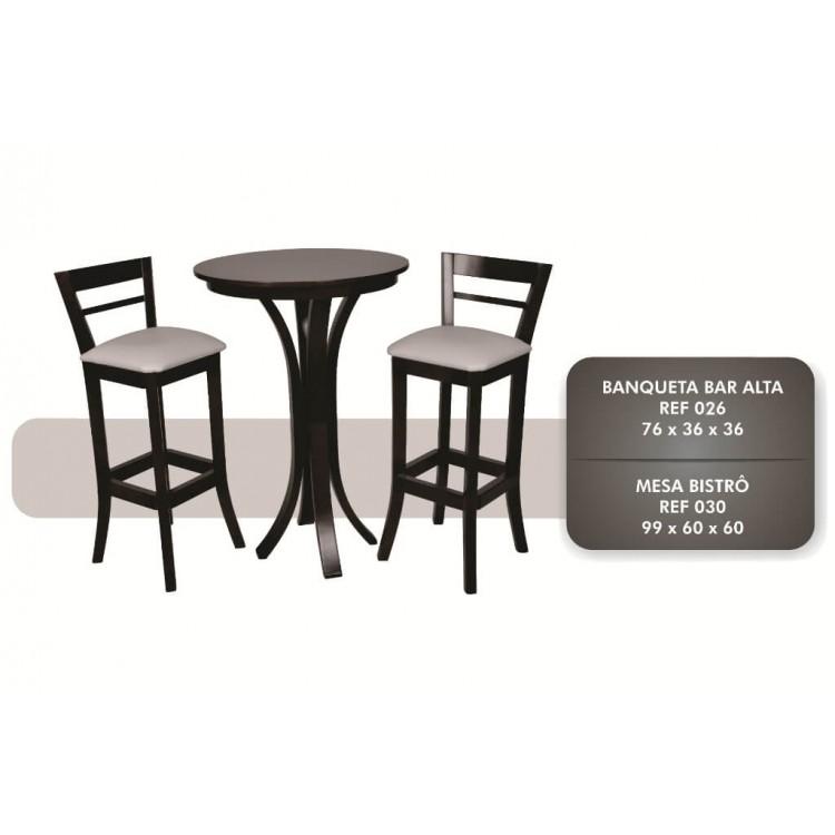Banqueta Bar - Tommy Design