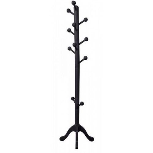 Cabideiro Vertical - Preto - Tommy Design