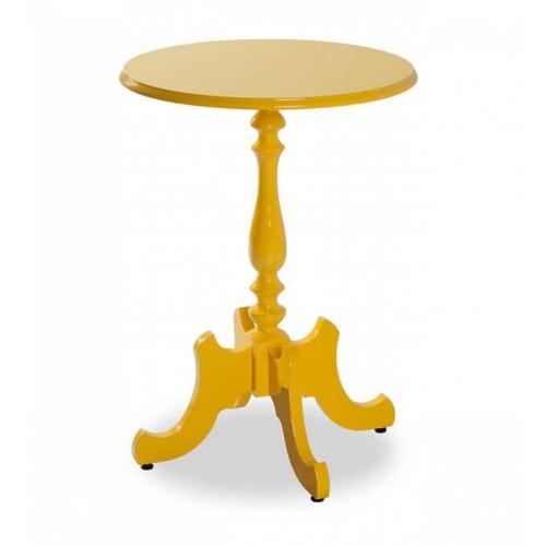 Mesa de Apoio Regata N1 - Amarelo - Tommy Design
