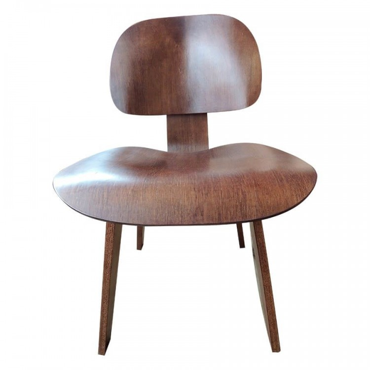 Poltrona Eames Lcw - Capuccino -  Tommy Design