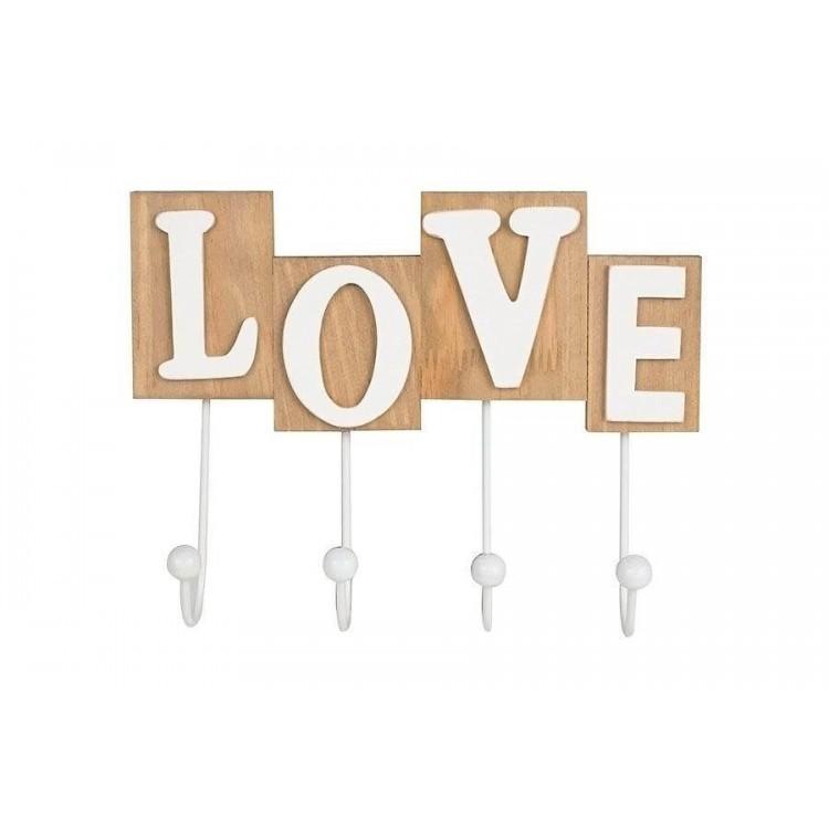 Cabideiro Love - Tommy Design