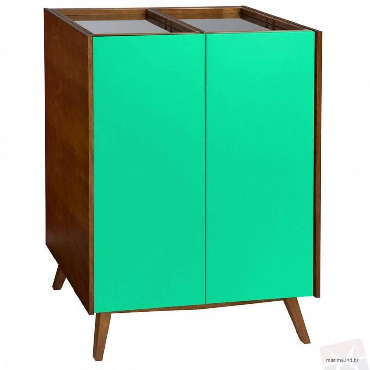 Adega Novita Verde - Tommy Design