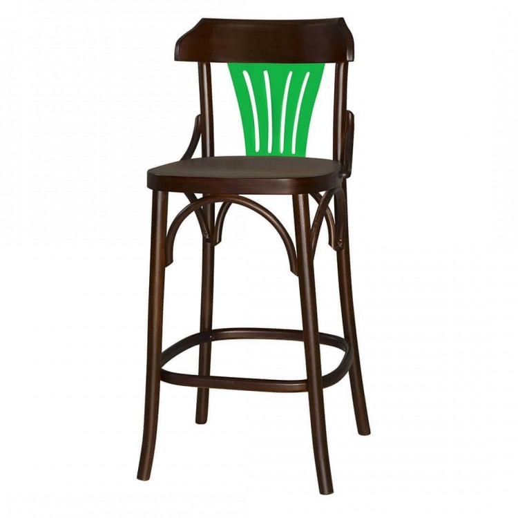 Banqueta Opzione Verde - Tommy Design