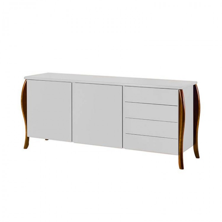 Buffet Cash Branco - Tommy Design