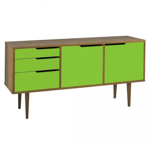 Buffet Strauss Verde - Tommy Design