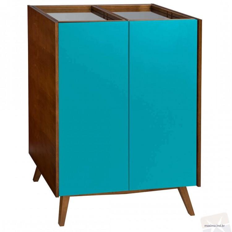 Adega Novita Azul - Tommy Design
