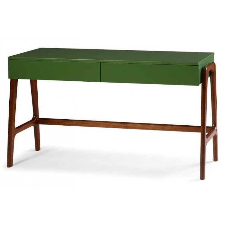 Aparador Rush 2 Gavetas - Verde Musgo - Tommy Design