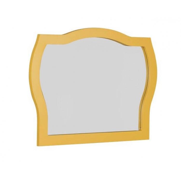 Moldura com Espelho  Jungle - Amarelo - Tommy Design