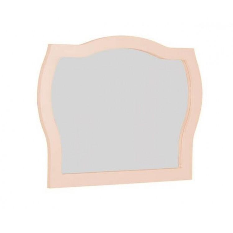 Moldura com Espelho  Jungle - Rosa Bebe - Tommy Design