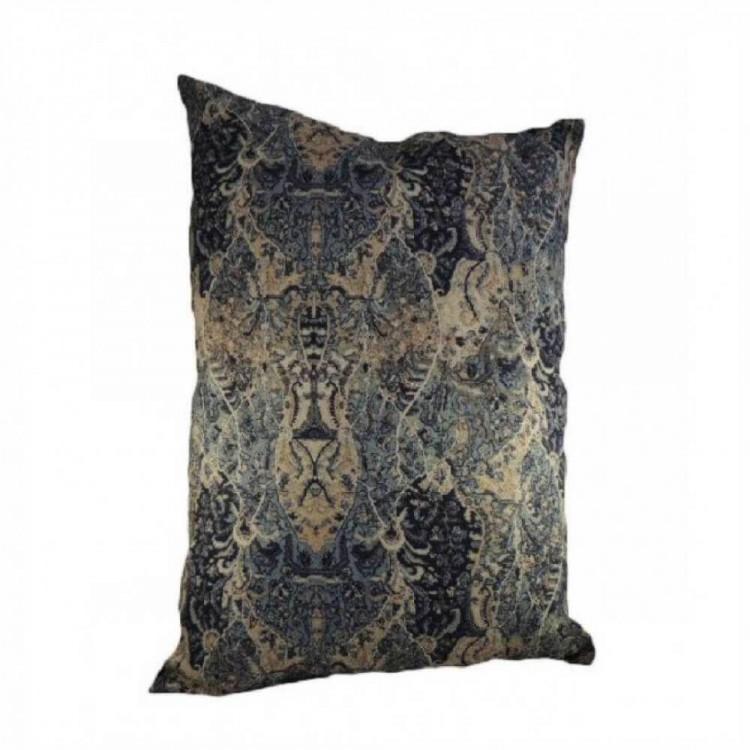 Almofada Decorativa Azul Escuro - Tommy Design