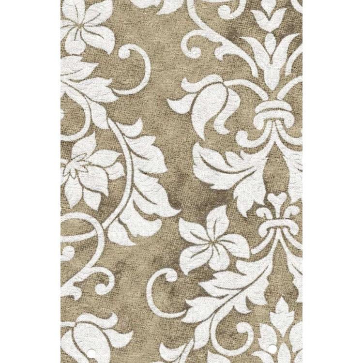 Tecido Floral Beth Castanho - Art Decor - Tommy Design