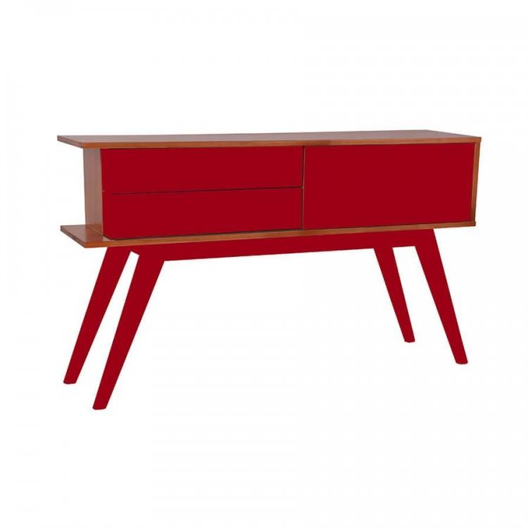 Aparador Veneza - Vermelho - Tommy Design