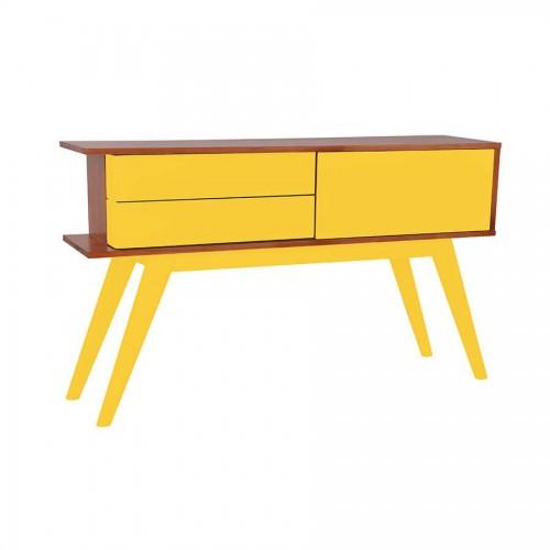 Aparador Veneza - Amarelo - Tommy Design