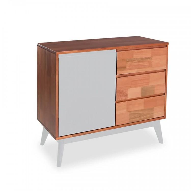 Buffet Rubi Natural - Fendi - Tommy Design