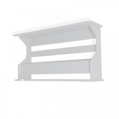 Adega Suspensa 101 Cm - Branco - Tommy Design