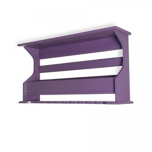 Adega Suspensa 101 Cm - Roxo - Tommy Design