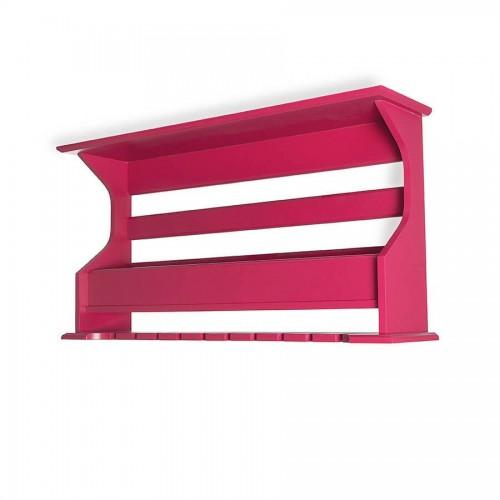 Adega Suspensa 101 Cm - Rosa Pink - Tommy Design