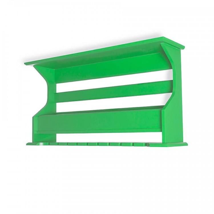 Adega Suspensa 101 Cm - Verde - Tommy Design