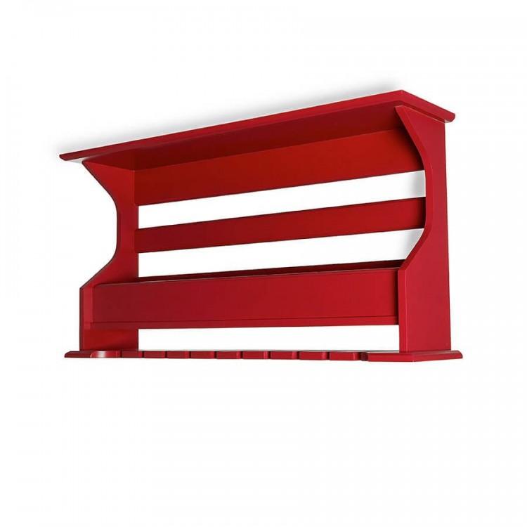 Adega Suspensa 1010 Cm - Vermelho - Tommy Design