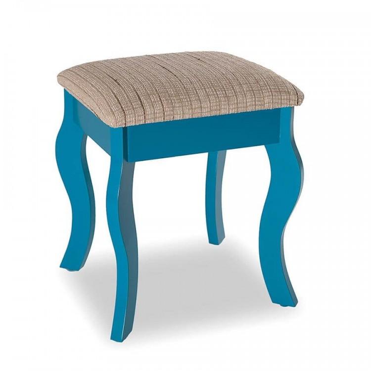 Banqueta Status - Azul - Tommy Design