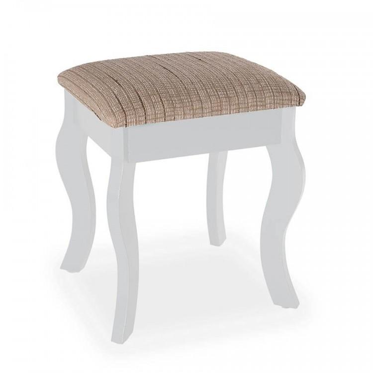 Banqueta Status - Branco - Tommy Design
