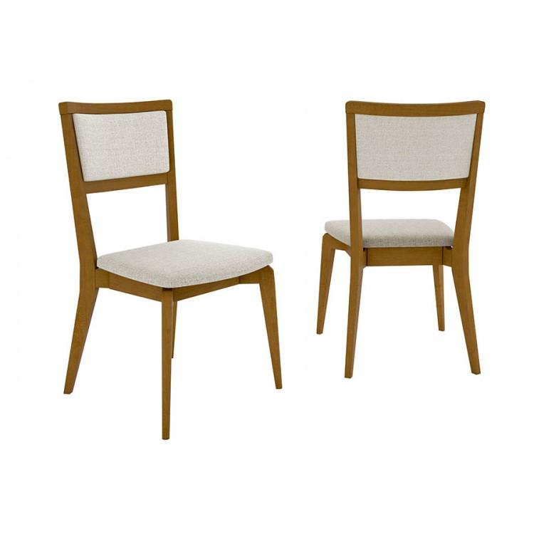 Cadeira New Kim Estofada - Tommy Design
