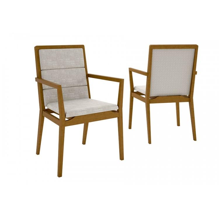 Cadeira New Otis com Braço - Tommy Design