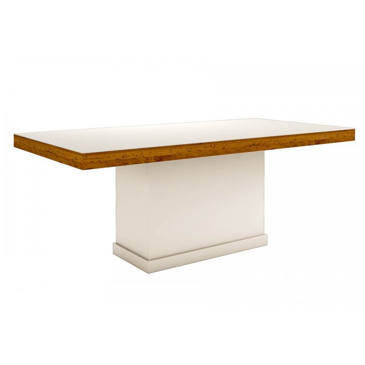 Mesa de Jantar New Ravel Rustic 110 X 110 - Tommy Design