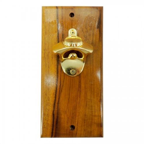 Abridor de Garrafas - Ouro - Tommy Design