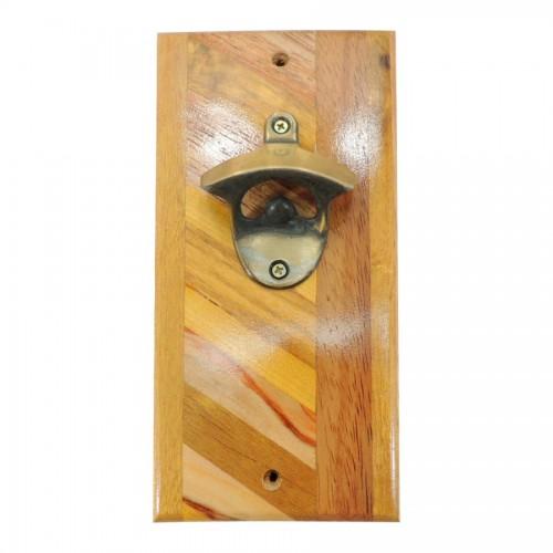 Abridor de Garrafas - Ouro Velho Escovado - Tommy Design